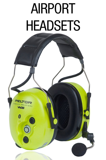 Airport / Aviation Headsets