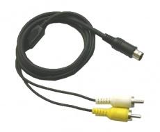 Adapterleitung BRG Stecker auf Cinch/m