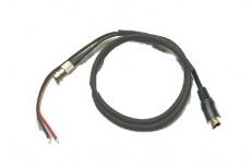 Adapterleitung BRG Stecker  auf BNC/F