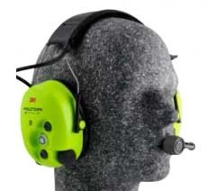 3M WS- ProTac XP Ground Mechanic Headset Bluetooth
