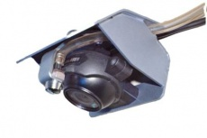 RSE Kameraschutzdach AIRSTREAM inkl. Waschdüsenhalterung